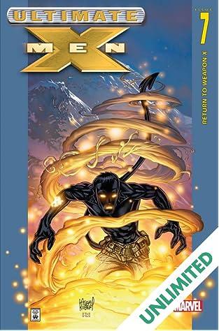 Ultimate X-Men #7