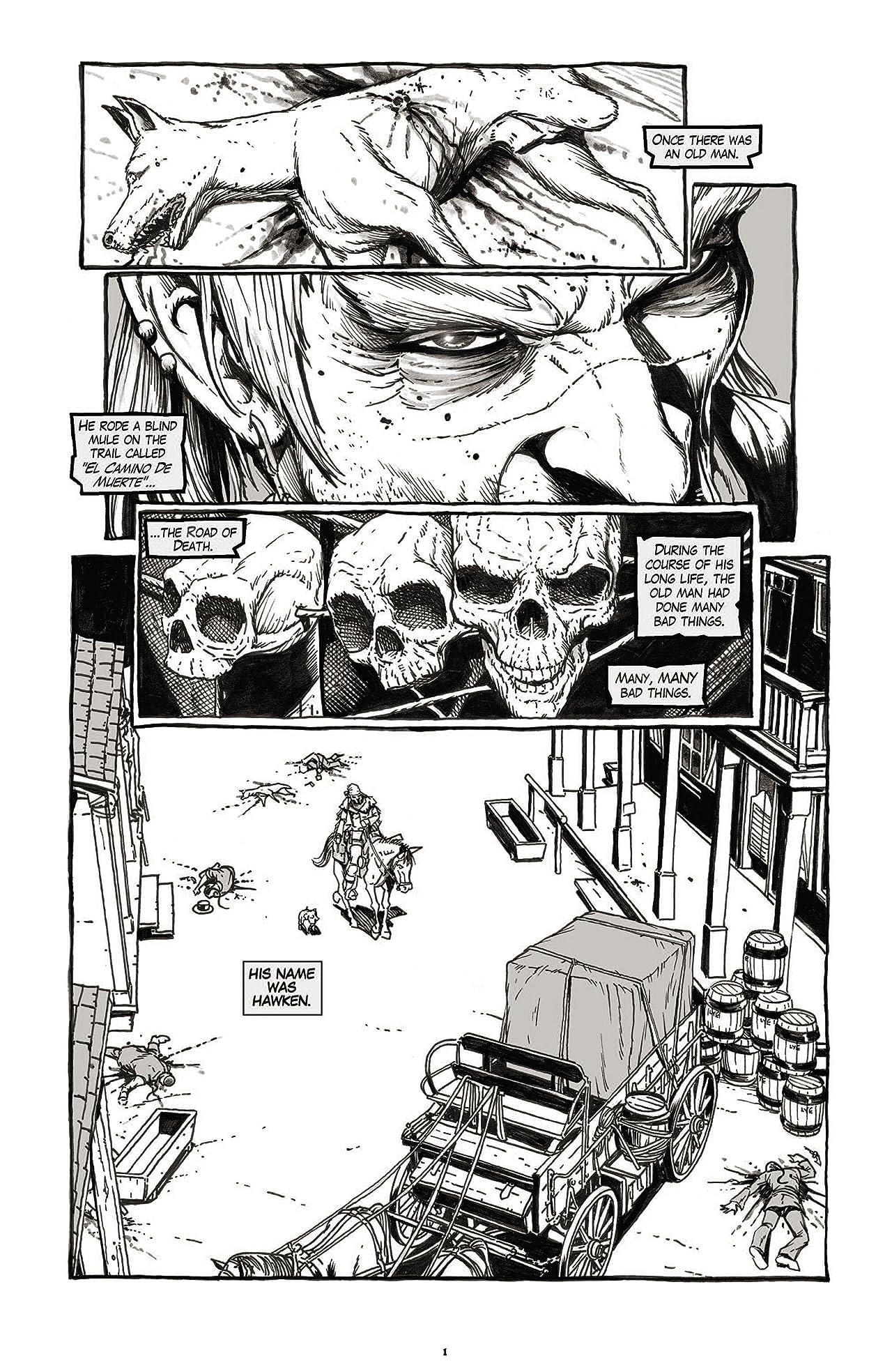 Hawken #6 (of 6)