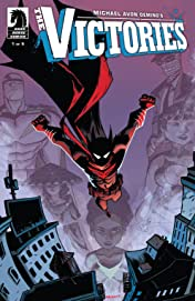 Michael Avon Oeming's The Victories #1
