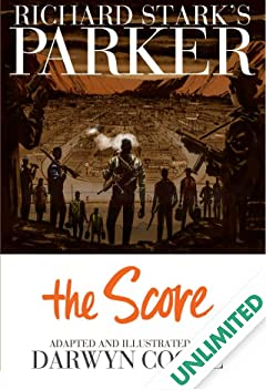 Richard Stark's Parker Vol. 3: The Score