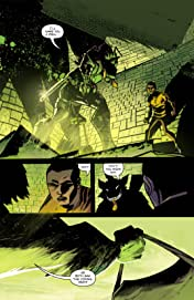 Michael Avon Oeming's The Victories #5