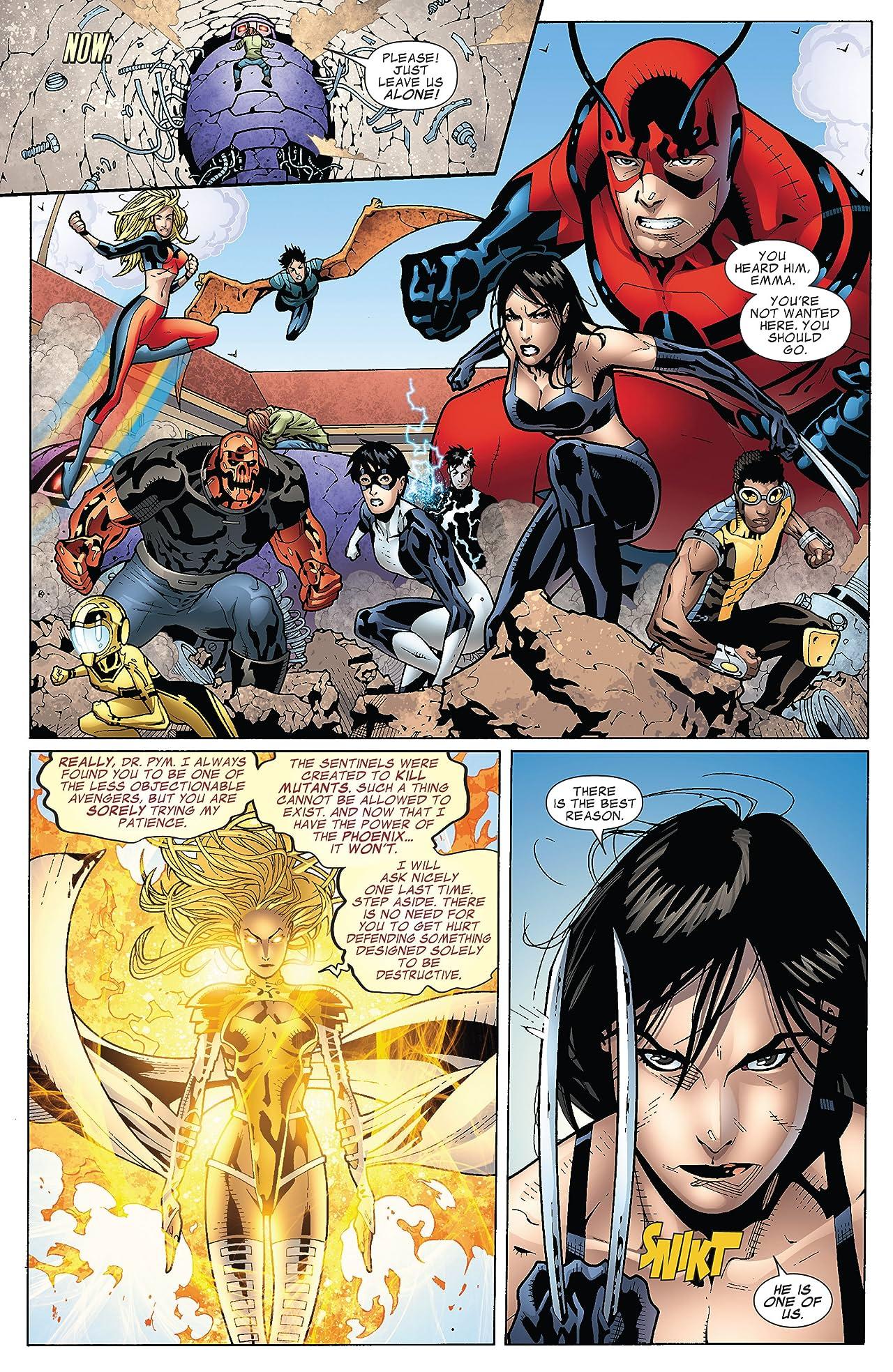 Avengers Academy #33