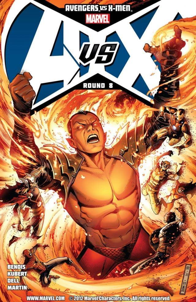 Avengers vs. X-Men #8