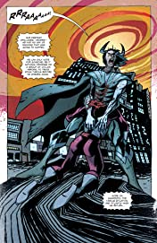 Michael Avon Oeming's The Victories: Transhuman #2