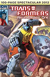 Transformers: Regeneration One 100 Page Spectacular 2012