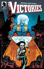 Michael Avon Oeming's The Victories: Transhuman #5