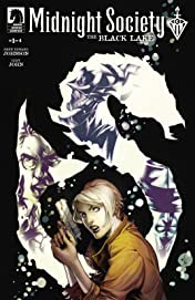 Midnight Society: The Black Lake #1