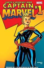 Captain Marvel (2012-2013) #1