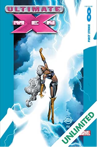 Ultimate X-Men #8