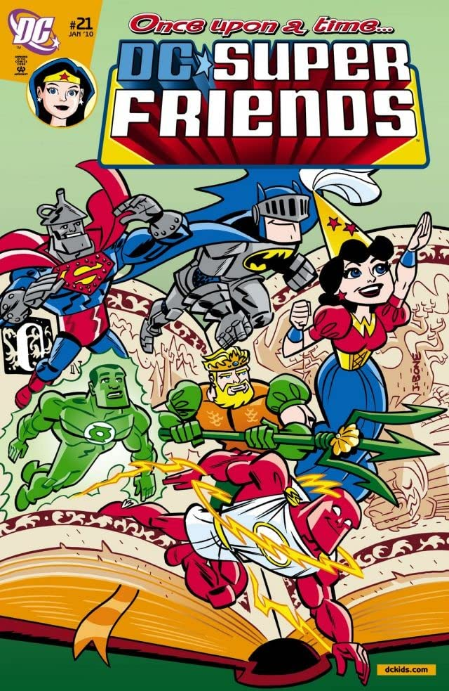 Super Friends (2008-2010) #21
