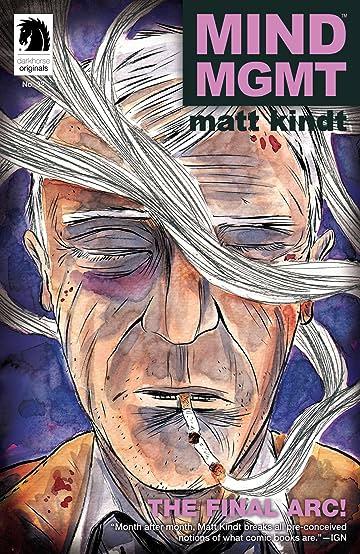 Mind MGMT #32