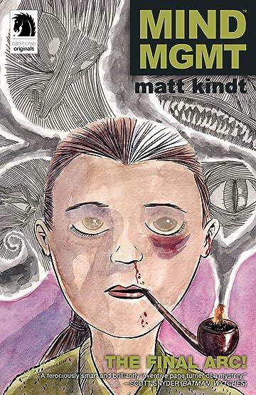 Mind MGMT #33
