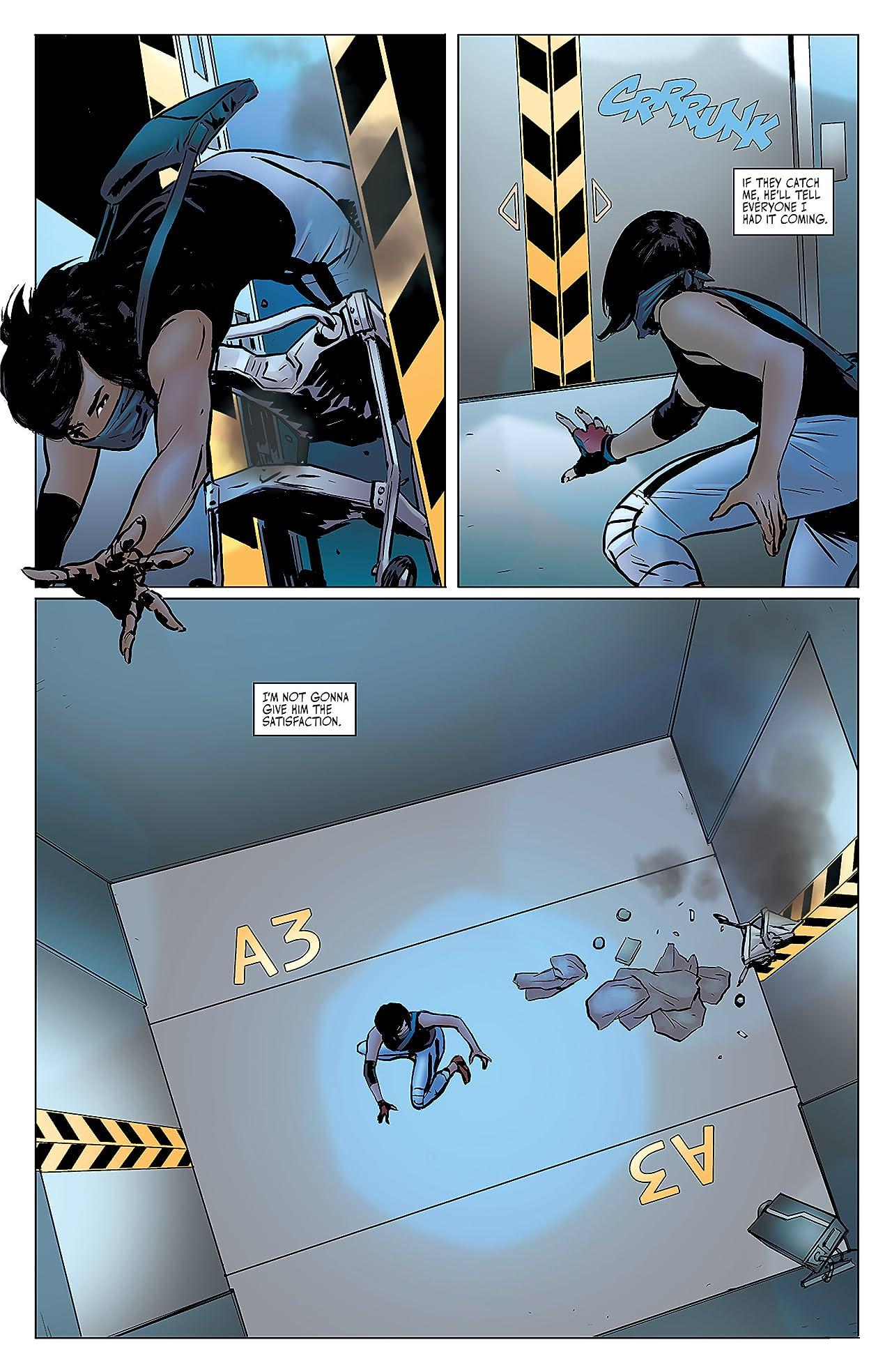 Mirror's Edge: Exordium #3