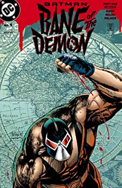 Batman: Bane of the Demon #1 (of 4)