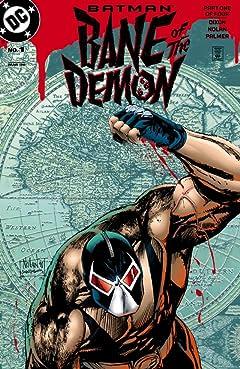 Batman: Bane of the Demon No.1 (sur 4)