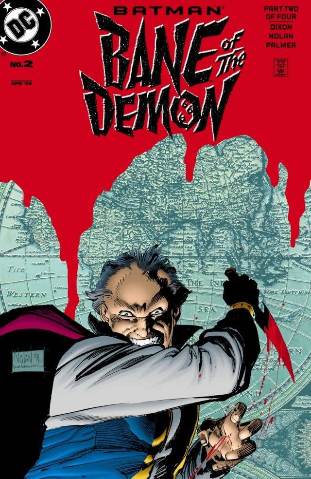 Batman: Bane of the Demon #2 (of 4)
