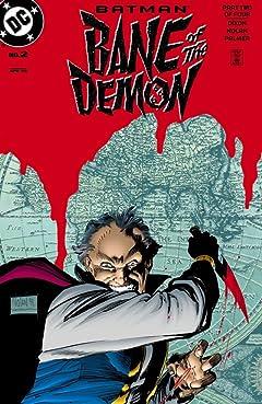 Batman: Bane of the Demon No.2 (sur 4)