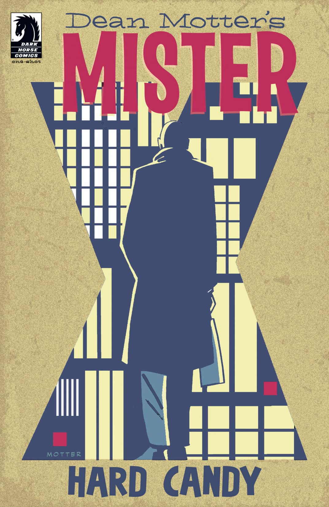 Mister X: Hard Candy