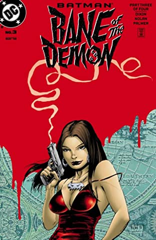 Batman: Bane of the Demon No.3 (sur 4)