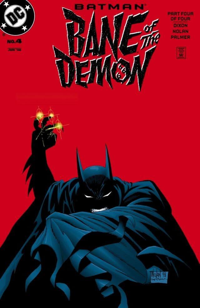 Batman: Bane of the Demon #4 (of 4)