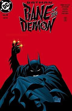 Batman: Bane of the Demon No.4 (sur 4)