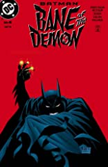 Batman: Bane of the Demon #4
