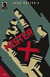 Mister X: Razed #3