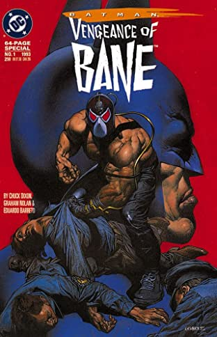 Batman: Vengeance of Bane No.1 (sur 2)