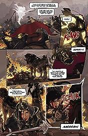 Mulan: Revelations #1