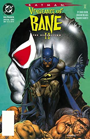 Batman: Vengeance of Bane No.2 (sur 2): The Redemption