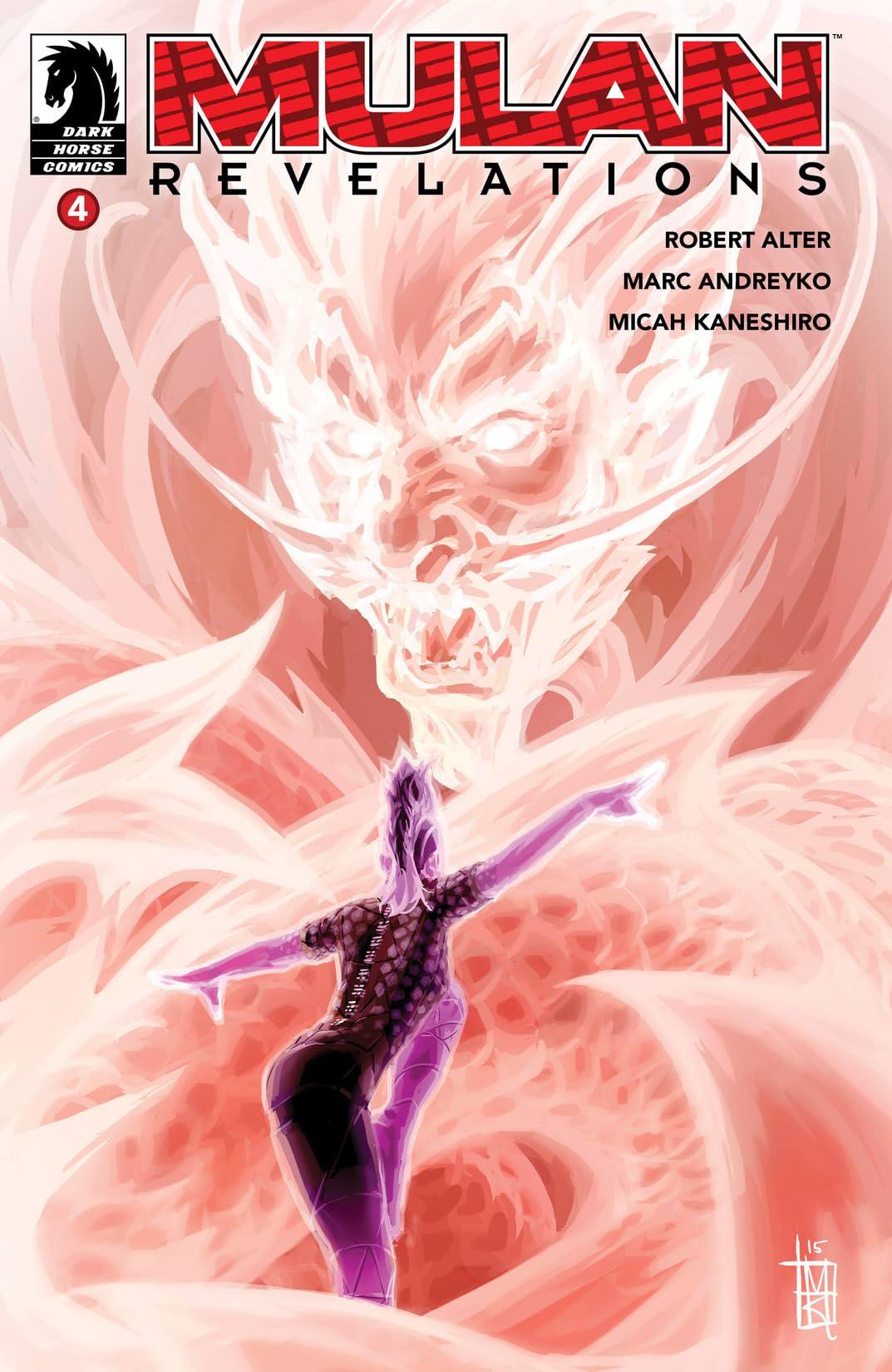 Mulan: Revelations #4