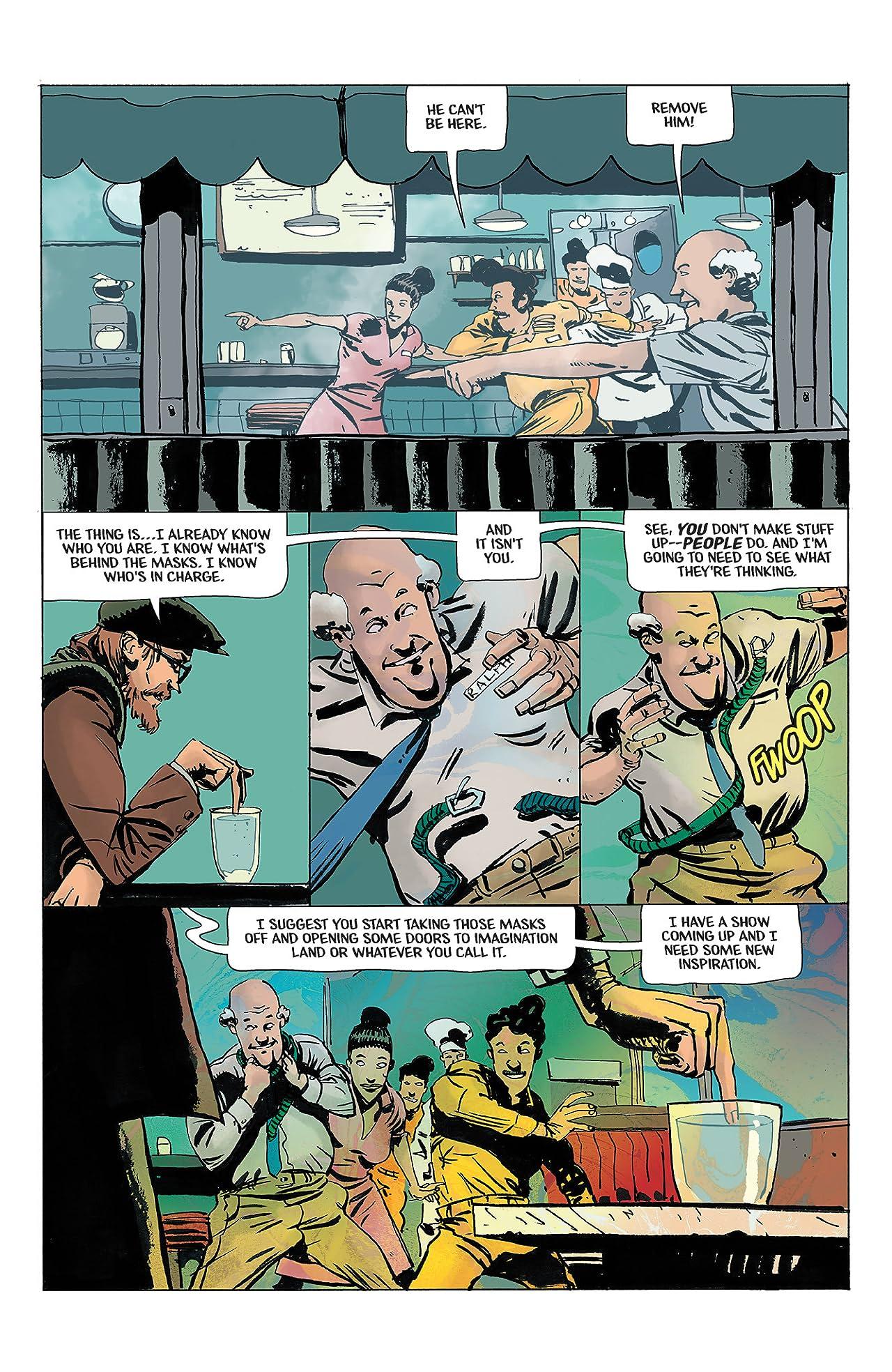 Neverboy #4