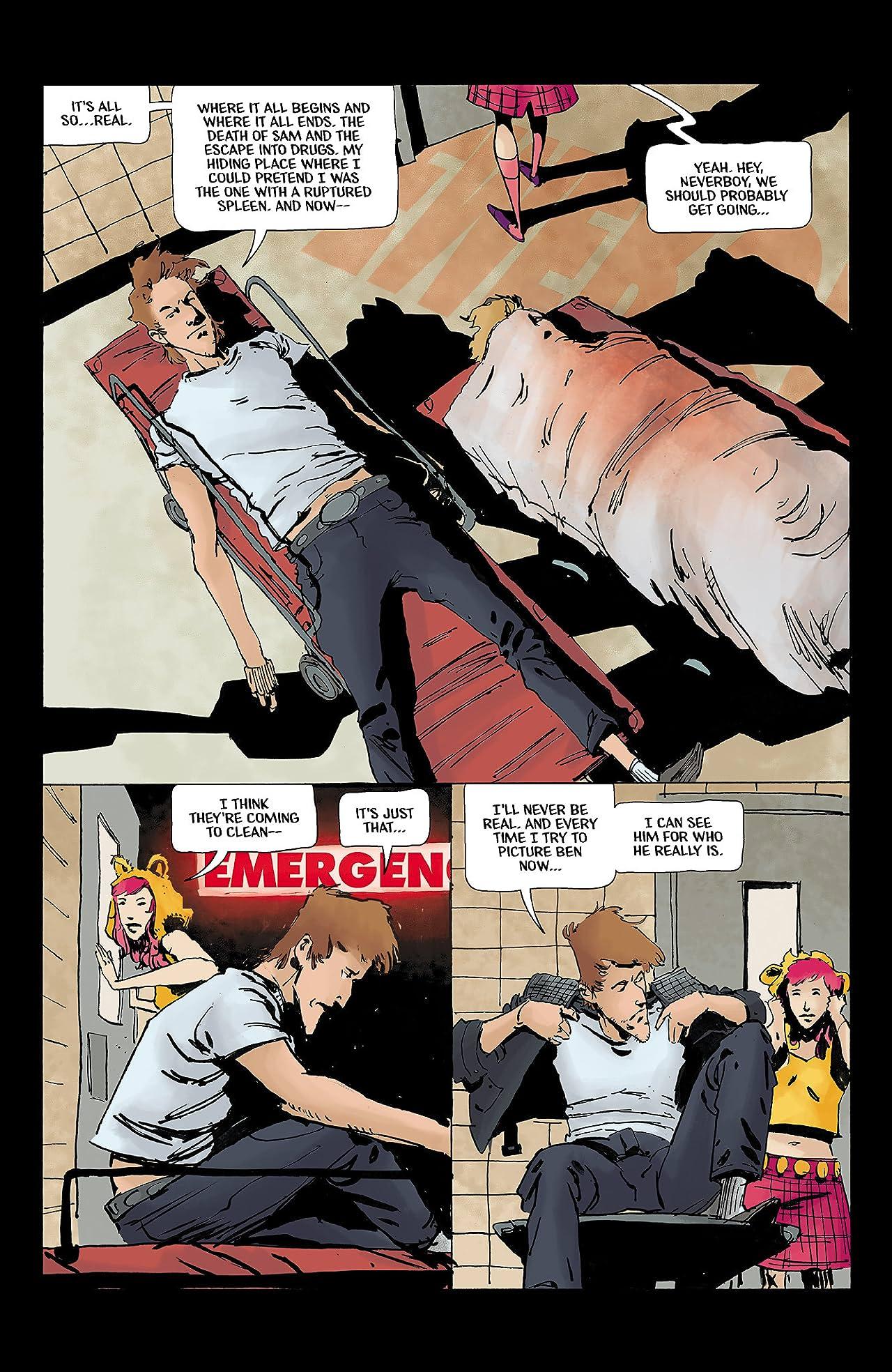 Neverboy #5