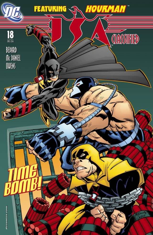 JSA: Classified #18