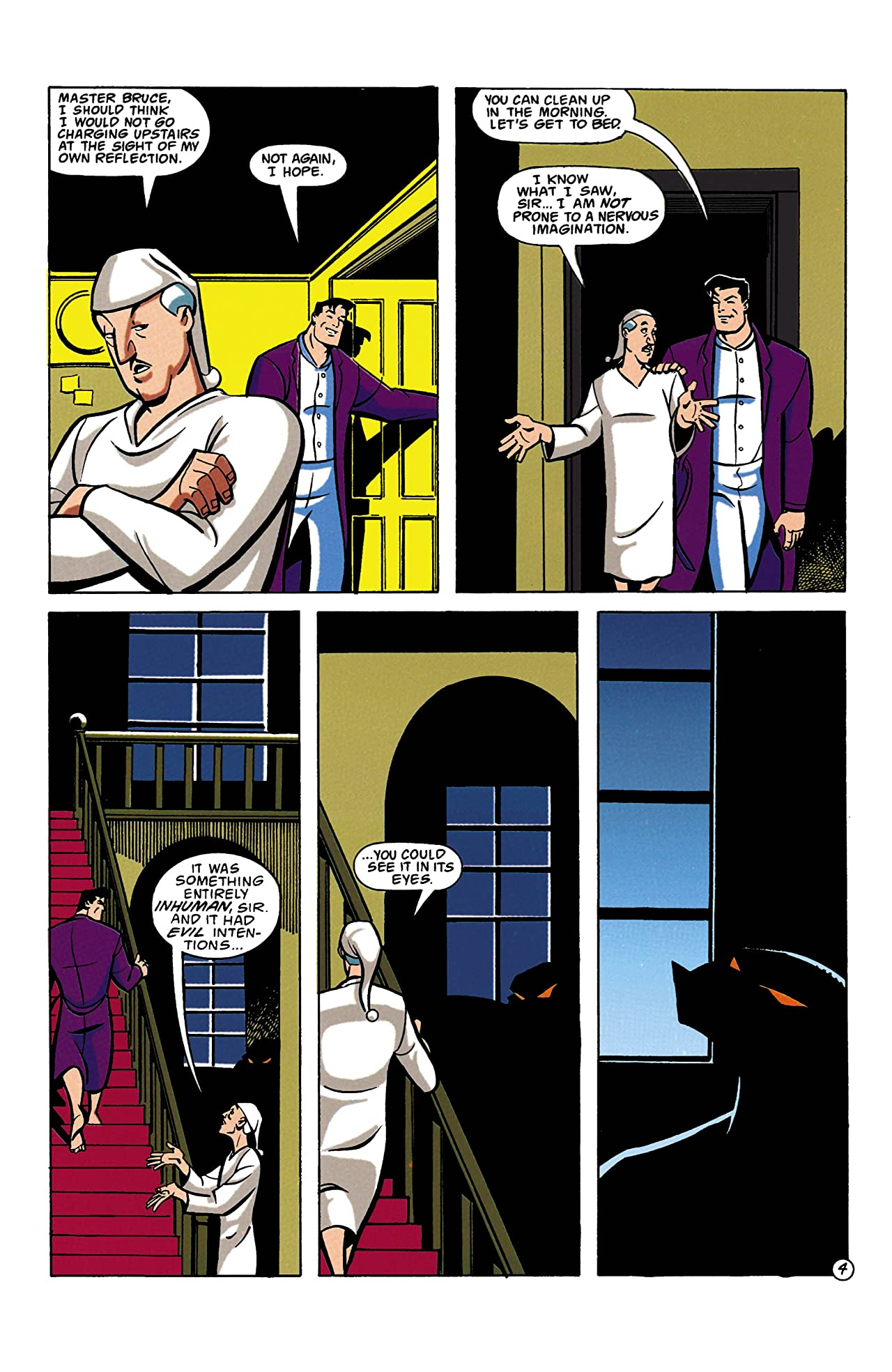 Batman & Robin Adventures (1995-1997) #11