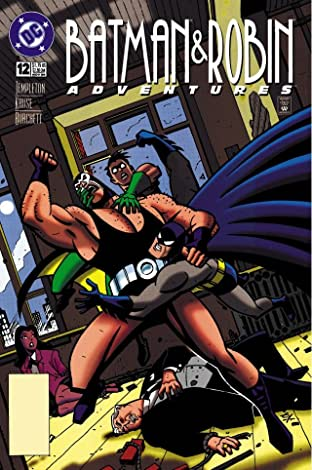 Batman & Robin Adventures (1995-1997) #12