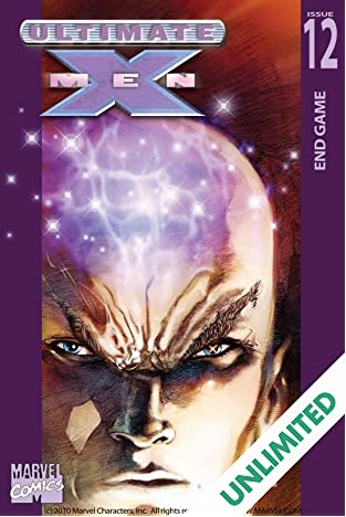 Ultimate X-Men #12