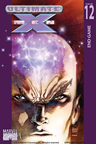Ultimate X-Men No.12