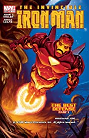 Iron Man (1998-2004) #73