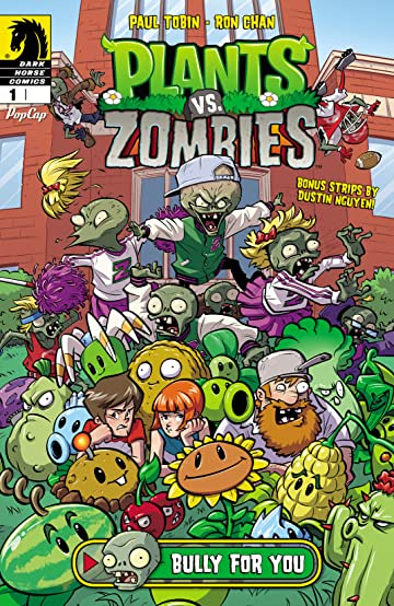 Plants vs. Zombies #1: Bully for You