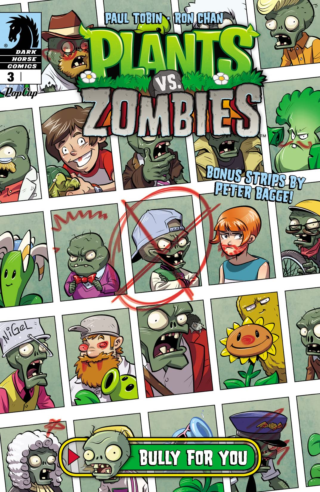 Plants vs. Zombies #3: Bully for You