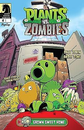 Plants vs. Zombies #4: Grown Sweet Home