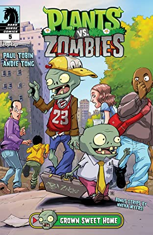 Plants vs. Zombies #5: Grown Sweet Home