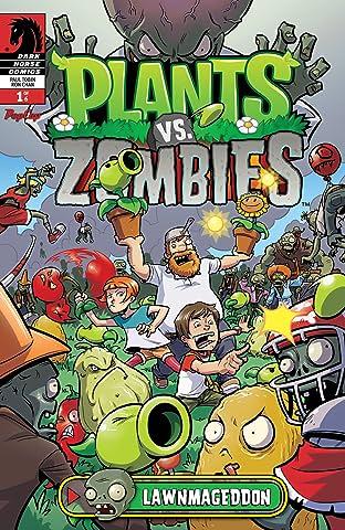 Plants vs. Zombies: Lawnmageddon No.1