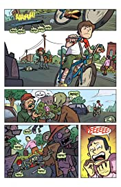 Plants vs. Zombies: Lawnmageddon #1