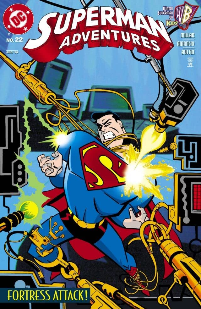 Superman Adventures (1996-2002) #22