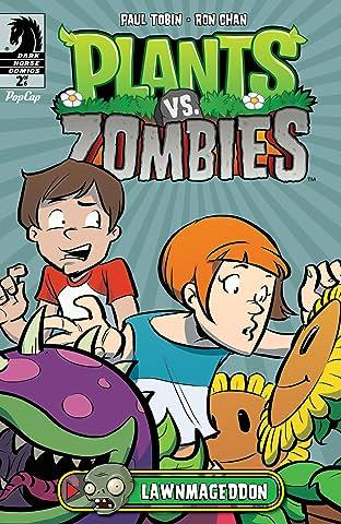 Plants vs. Zombies: Lawnmageddon No.2