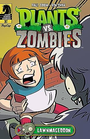 Plants vs. Zombies: Lawnmageddon No.3