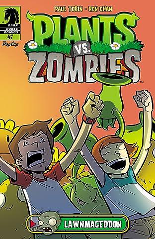 Plants vs. Zombies: Lawnmageddon No.4