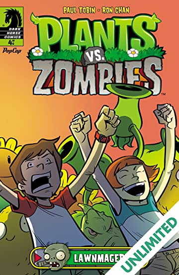 Plants vs. Zombies: Lawnmageddon #4